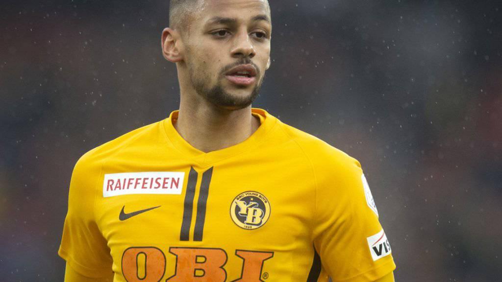 Djibril Sow spielt künftig in der Bundesliga für Eintracht Frankfurt