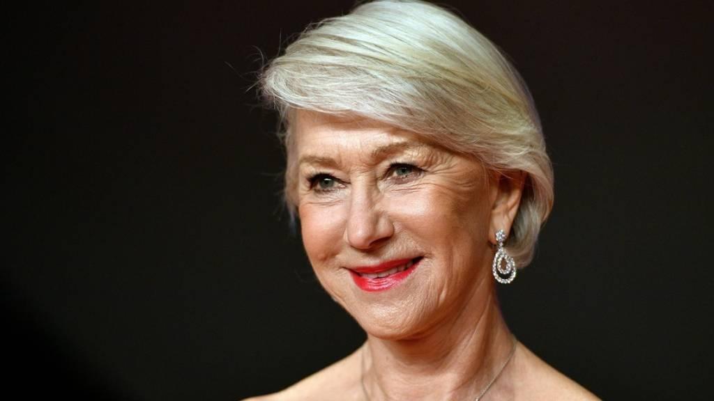 Helen Mirren hat Angst vorm Scheitern