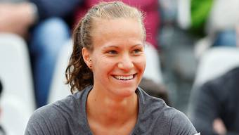 Blickt der 2. Runde entspannt entgegen: Viktorija Golubic.