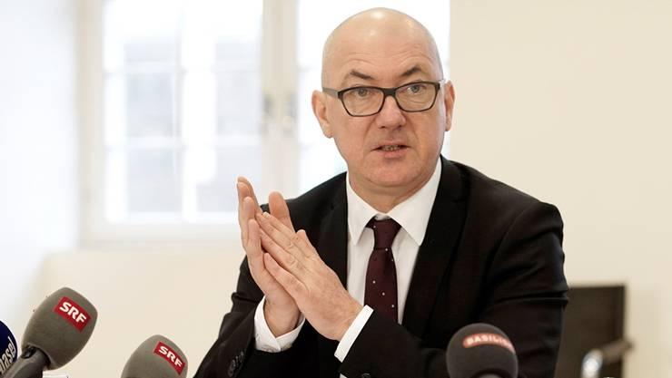 Isaac Reber: «Baselland sol in ein paar Jahren wieder zu den Taktgebern in der Schweiz gehören.»