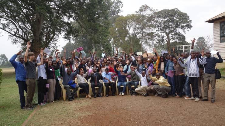 Erfolgreiches Projket in Kenia lanciert.