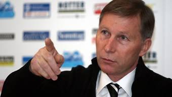 «Wir werden uns sportlich auf die neue Saison konzentrieren»: Alfred Schmid, Präsident des FC Aarau.
