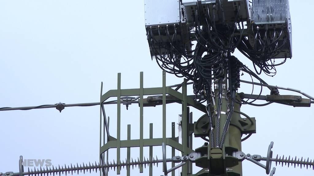 Kiesen: 5G-Antenne-Demolanten drohen mit weiteren Anschlägen