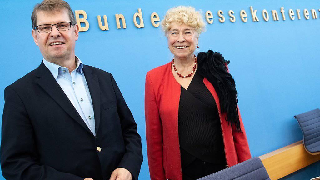 Finanzminister Olaf Scholz bereit zu Kandidatur für SPD-Vorsitz