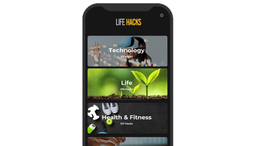 «Life Hack»-App - Das Lexikon für Life Hacks