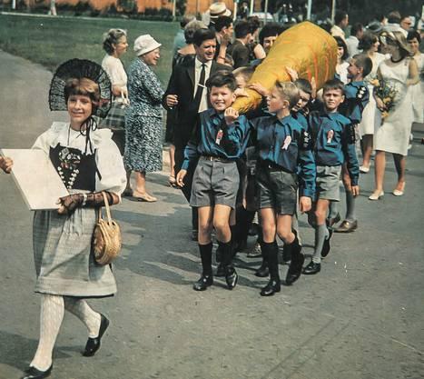 Expo 1964 Freiämter Vertretung