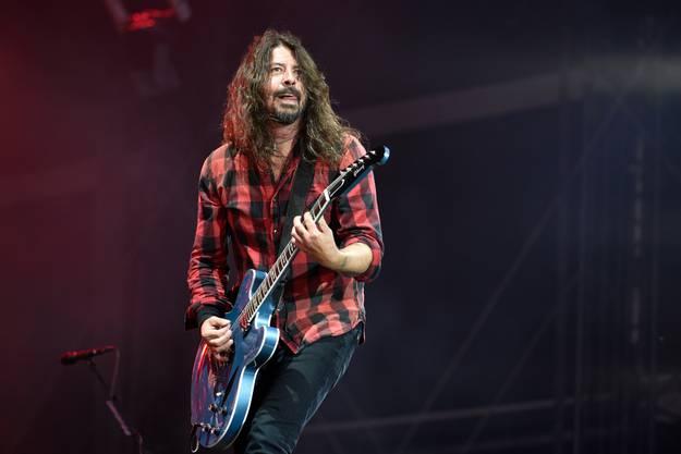 13. Juni: Foo Fighters, Stade de Suisse Bern.