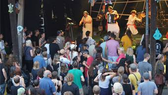 Am Openeye ist für jeden Festival-Besucher etwas Passendes dabei. Neben Konzerten gibt es auch Theater und Spiele.