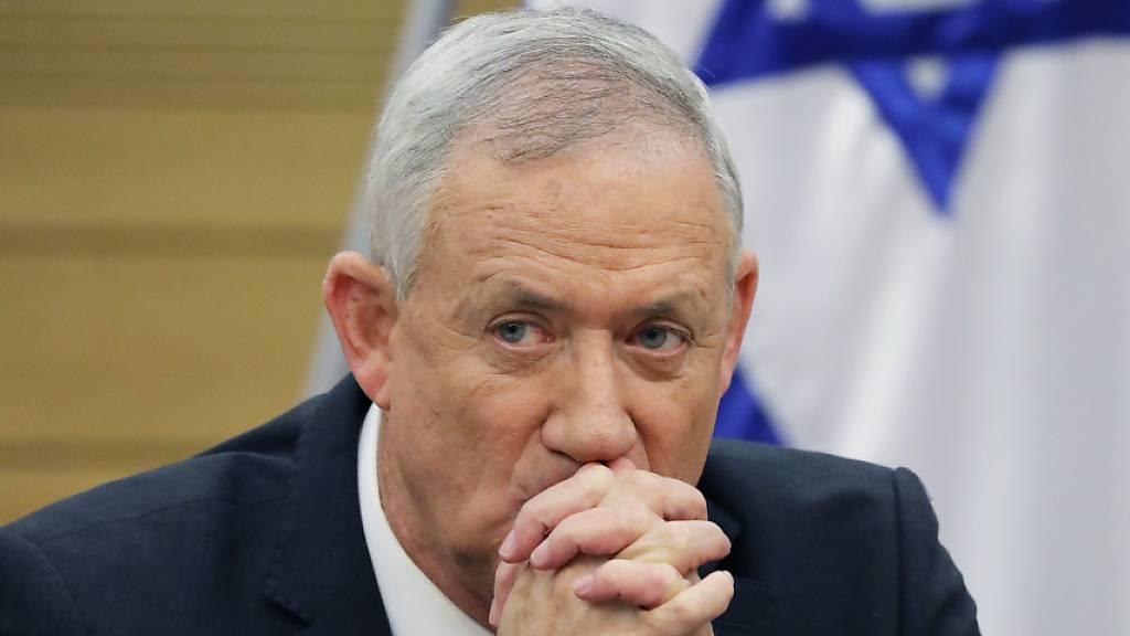 Netanjahu-Rivale Gantz scheitert mit Regierungsbildung