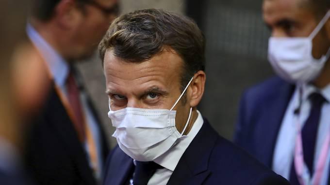Frankreichs Präsident Emmanuel Macron.