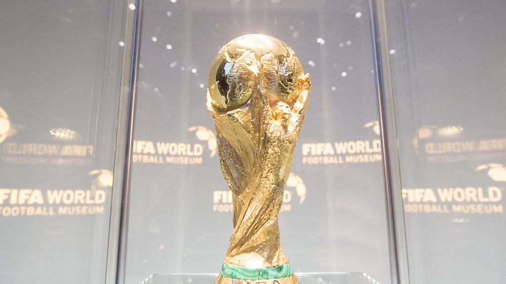 Marokko möchte, dass der WM-Pokal 2026 auf dem afrikanischen Kontinent vergeben wird
