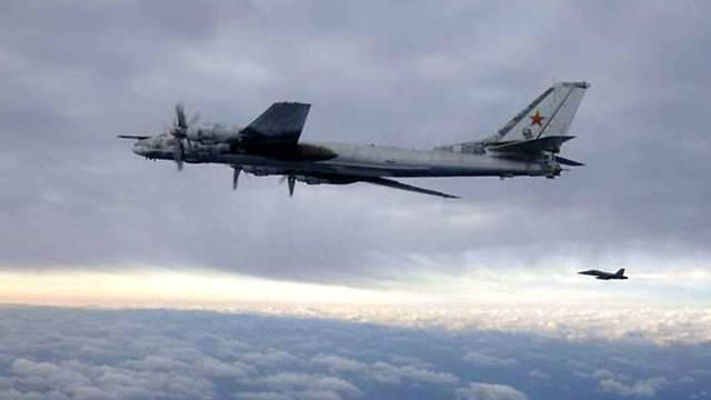 Russischer Langstreckenbomber