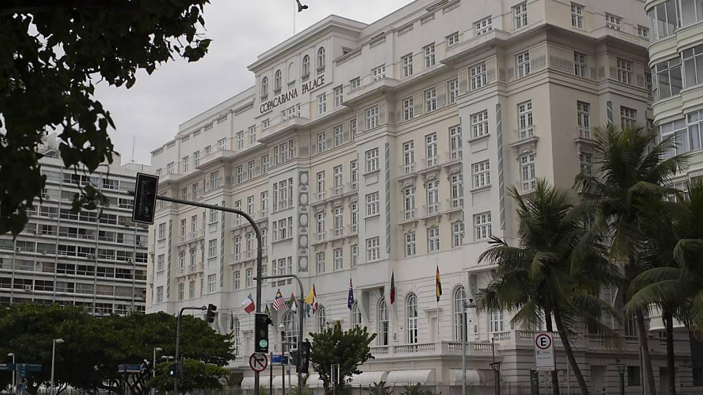 Hotel Copacabana Palace schliesst zum ersten Mal in 100 Jahren