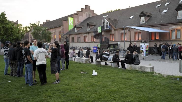 Die Kaserne Basel bekommt zwischen 2013 bis 2016 jährlich 2,1 Millionen Franken vom Kanton Basel-Stadt. (Archiv)
