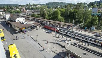 Liestal bangt um Schnellzughalte