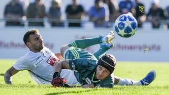 Liveticker: Schweizer Cup, 2. Runde, FC Wohlen - FC Luzern (15.09.19)