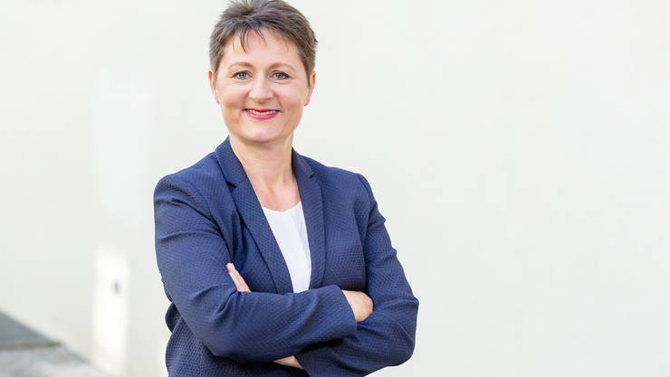 Regierungsrats-Wahlkampf 2016: Portrait Regierungsratskandidatin der SVP, Franziska Roth.