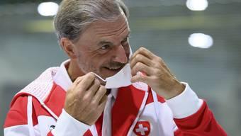 Heinz Günthardt: «Es ist toll, dass Top-Spielerinnen im Interclub auflaufen.»