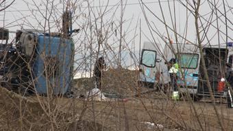 Tödlicher Unfall mit Lastwagen in Nesselnbach