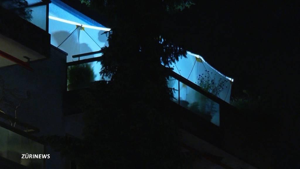 Drama in Dübendorf: Toter Mann und schwer verletzte Frau gefunden
