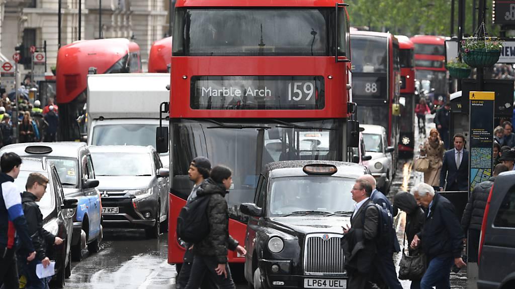 Grossbritannien setzt sich höhere Klimaziele