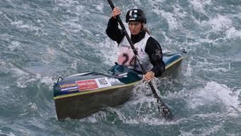 U23-Sprintweltmeisterin Melanie Mathys.