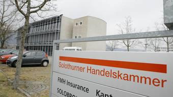 Die Solothurner Handelskammer kann sich über die boomende Exportwirtschaft freuen.