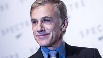 In einem Film über Entenhausen spielte er die Rolle des Gustav Gans: Schauspieler Christoph Waltz hält sich selber für einen hundertprozentigen Glückspilz (Archiv).