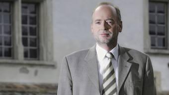 Hans-Ulrich Glarner geht