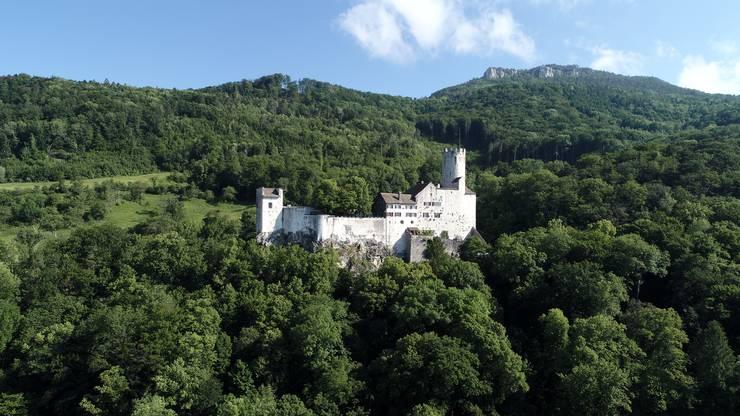 Der Verein Freunde Schloss Neu-Bechburg kümmert sich um die kulturelle Förderung des rund 800 Jahre alten Schlosses
