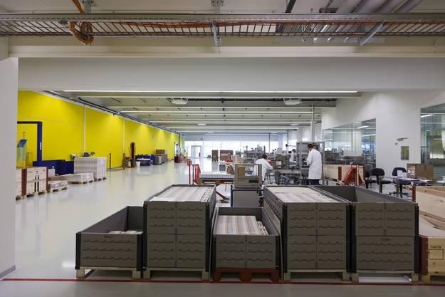 Der Standort Egerkingen sollte als Schweizer Hauptsitz, Vertriebsgesellschaft und Produktionswerk von Galderma in allen drei Geschäftsbereichen – verschreibungspflichtige Medikamente, Selbstmedikation und Produkte für ästhetische und korrigierende Medizin – «kräftig wachsen».