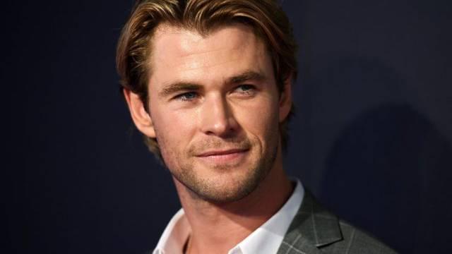 """""""Sexiest Man Alive"""": Der australische Schauspieler Chris Hemsworth"""
