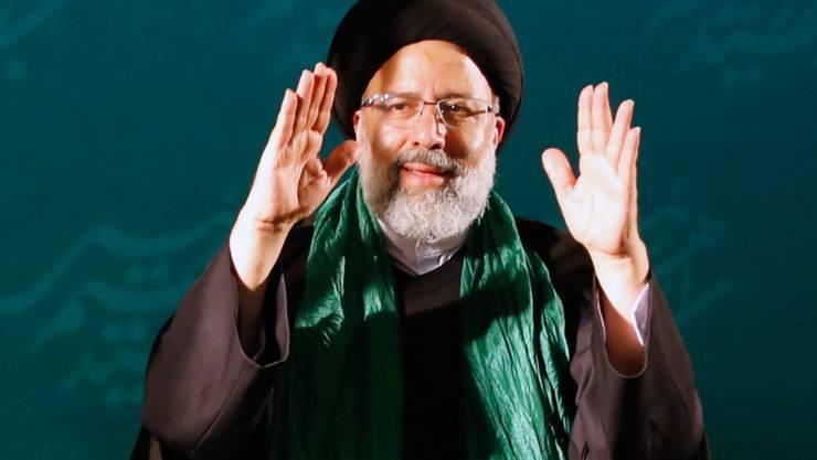 Der ultrakonservative Kleriker Ebrahim Raisi ist neuer Chef des iranischen Justizsystems. (Archiv)