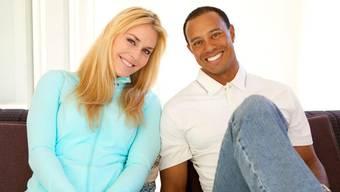Tiger Woods und Lindsay Vonn sind ein Paar