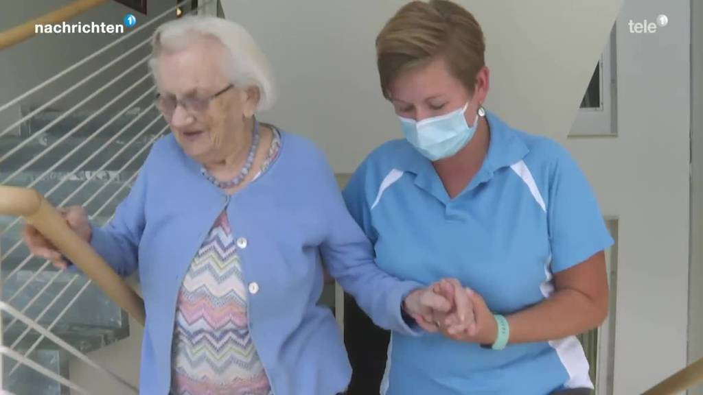Pflegeheime kämpfen mit Personalproblemen