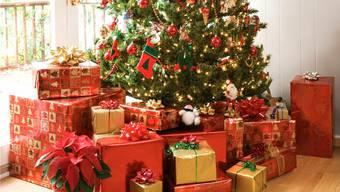 Für Mathematiklehrer Armin P. Barth war Weihnachten das Grösste.