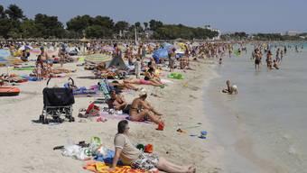 Eine der angebotenen Feriendestinationen: Mallorca.