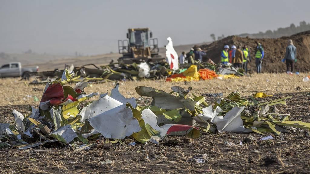 Weniger Opfer durch Flugzeugabstürze
