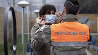 Das Tessin war als erste Region der Schweiz vom Coronavirus betroffen – und dies besonders hart. Nun liegen erste Antikörperresultate vor.