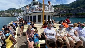 Viele Schweizerinnen und Schweizer haben in diesem Sommer die Ferien im eigenen Land verbracht.