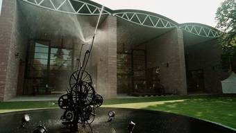 Das Tinguely-Museum in Basel (Archiv)
