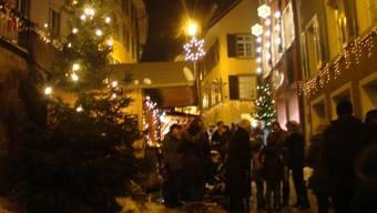 Altstadtweihnacht in Laufenburg