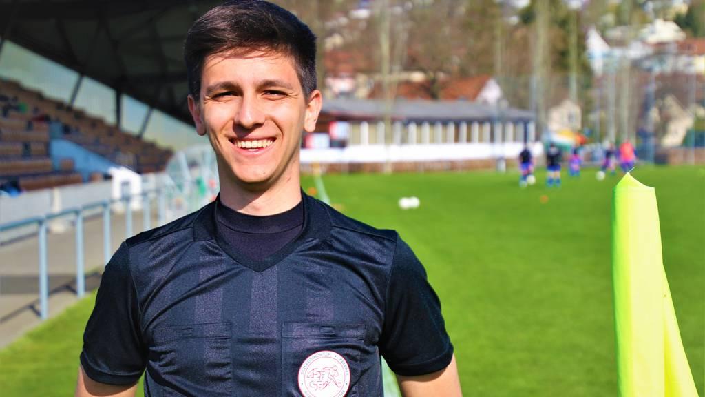 Schiri-Talent: «Erwarte, dass er es in die Super League schafft»