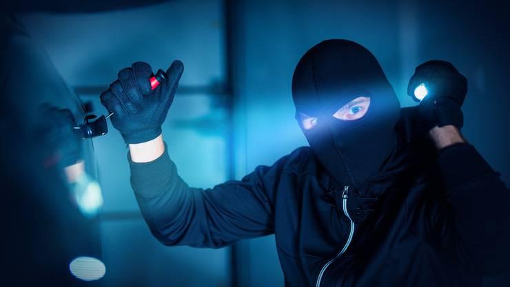 Einbrecher konnte in Bättwil geschnappt werden. (Symbolbild)