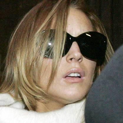 Shoppt fürs Leben gern: Schauspielerin Lindsay Lohan (Archiv)