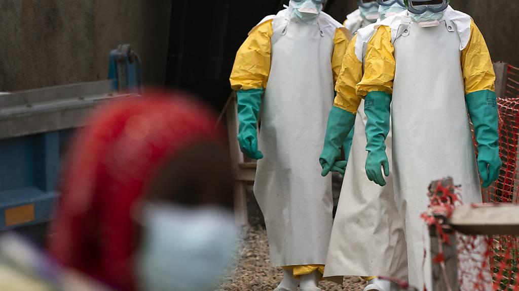 Kongo frei von Ebola: Ausbruch im Westen für beendet erklärt