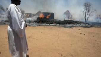 Beobachter befürchten weitere Gewaltakte im Sudan (Archiv)
