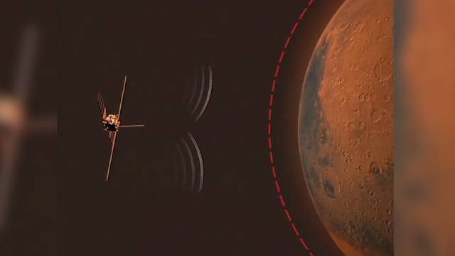 Überraschungsfund: Unterirdischer See auf Mars entdeckt