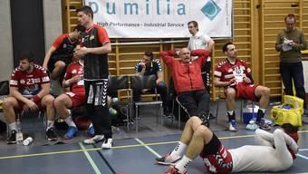 Handball NLB: Endingen - Basel az