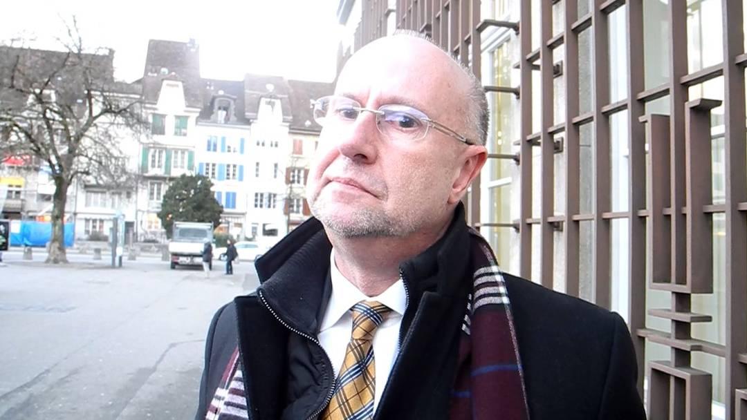 Pius Buchmann, Verteidiger von Patric S., zum Urteil im Schenkkreis-Mord